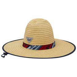 Columbia Mens PFG Baha Straw Hat
