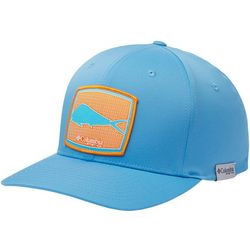 Columbia Mens PFG Slack Tide II Fish Baseball Hat