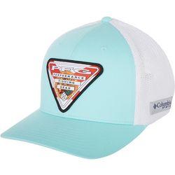 Columbia Mens PFG Flexfit Florida Patch Mesh Hat
