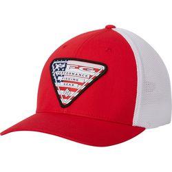 Columbia Mens PFG Mesh Stateside USA Hat