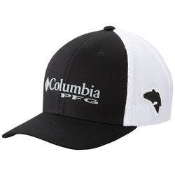 Columbia Mens PFG Mesh Bass Hat