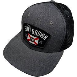 FloGrown Mens Jumbo Crest Snapback Hat