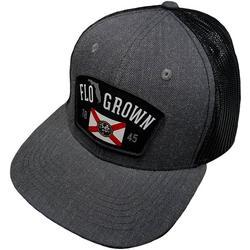 Mens Jumbo Crest Snapback Hat