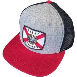 FloGrown Mens Authentic Flogrown Flag Snapback Hat