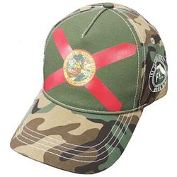 FloGrown Mens Seal Of Florida Hat