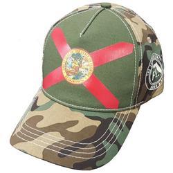 Mens Seal Of Florida Hat
