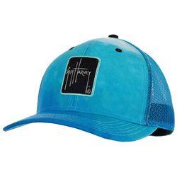 Guy Harvey Mako Print Trucker Hat