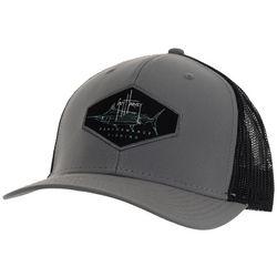 Guy Harvey Marlin Patch Trucker Hat