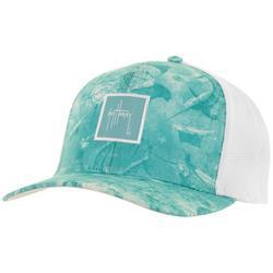 Saltwater Marbled Mesh Back Trucker Hat