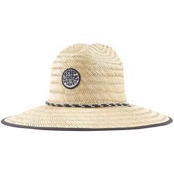 Mens Icons Straw Hat