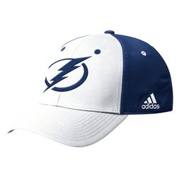 Tampa Bay Lightning Mens Team Logo Hat by Adidas
