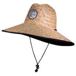 O'Neill Mens Sonoma Straw Lifeguard Hat