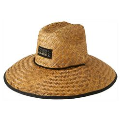 O'Neill Mens Sonoma Prints Straw Hat