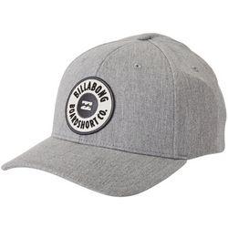 Billabong Mens Walled Snapback Hat
