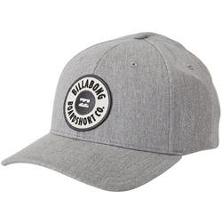 Mens Walled Snapback Hat