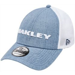 Oakley Mens Heather New Era Hat
