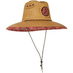 Peter Grimm Mens Tentacles Lifeguard Straw Hat