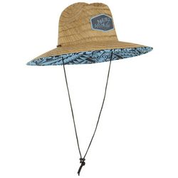 Maori Hook Mens Lifeguard Straw Hat