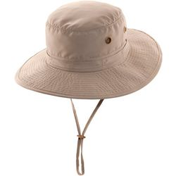 Dorfman Pacific Mens Microfiber Boonie Hat
