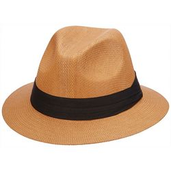 Dorfman Pacific Mens Toyo Safari Ribbon Hat