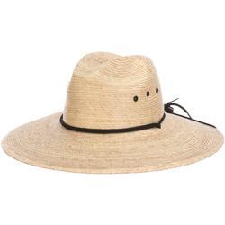 Mens Crush Straw Hat