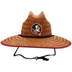 Florida State Seminoles Straw Beach Hat
