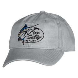 Mens Salty Marlin Cap