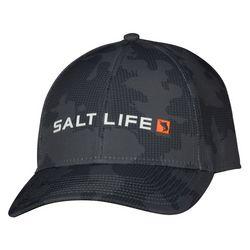Salt Life Mens Camo Hat
