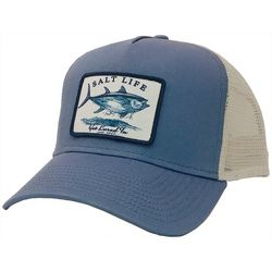 Salt Life Mens Get Lured In Mesh Trucker Hat