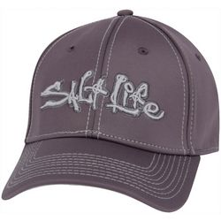Salt Life Mens Signature Technical Hat