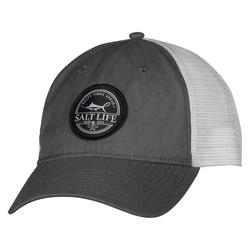 Mens Forecast Trucker Logo Hat