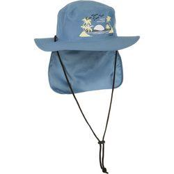 Grey & Disorderly Mens Island Microfiber Boonie Hat