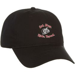 Grey & Disorderly Mens Eat Sleep Ride Repeat Baseball Hat