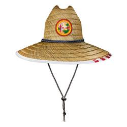 Mens State Of Mind Straw Hat