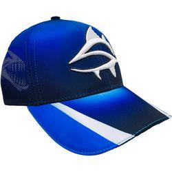 Loco Skaillz Mens Baracuda Embroidered Logo Vented Hat