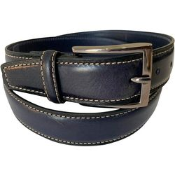 Mens Italian Leather Belt