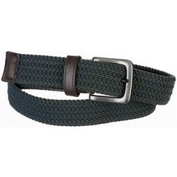 Nike Mens Braided Stretch Woven Golf Belt