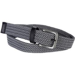 Mens Stretch Woven Belt