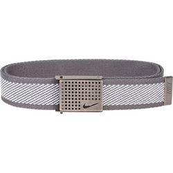 Nike Mens Diagonal Web Belt