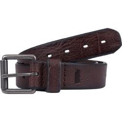 Mens 38mm Oblong Perforated Belt