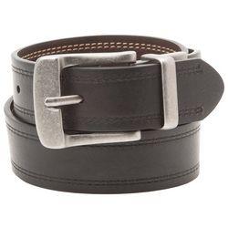 Mens 38mm Reversible Leather Belt