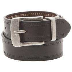 Mens 38mm Reversible Leather Belt