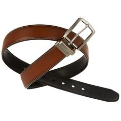 Mens Reversible Stretch Belt