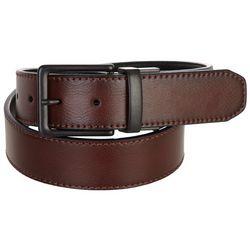 Levi's Mens 38mm Reversible Belt Black/Brown