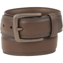 Columbia Mens Tigard Stretch Leather Belt