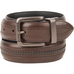 Mens Ainsworth Reversible Leather Belt