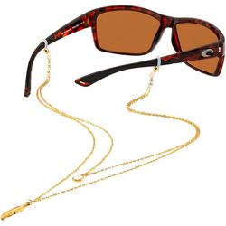 Croakies Feather & Pendant Sunglasses Chain
