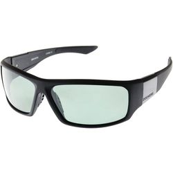Dockers Mens Frame Wrap Polarized Sunglasses