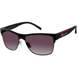 Southpole Mens Navigator Rectangle Sunglasses
