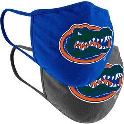 Florida Gators 2- pk. Logo Face Masks By Colosseum